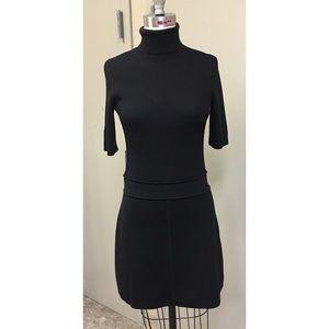Theory Lexianna Evian Stretch Sweater Dress